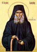 Икона преподобног Јосифа Исихаисте