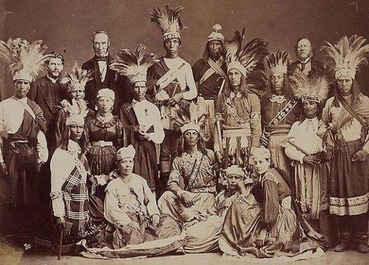 Indijanci iz plemena Mohavk
